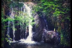 Wasserfall in der Chalchmatt